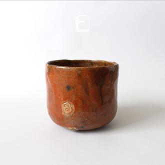 "Work no. 586WW — темная чаша, пиала, тяван, чаван ""Fruit Jellies"", teabowl in japanese style"