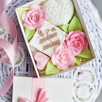 Подарочный набор мыла Love in Spring Люблю маму