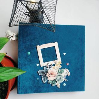 """Альбом для фото """"розы в моем саду"""""""