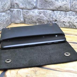 Кожаный чехол для мобильного телефона H18-0