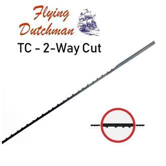 Пилки для лобзикового станка Flying Dutchman 2-Way Cut, комплект 6 шт