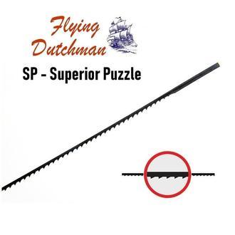 Пилки Flying Dutchman Superior Puzzle, комплект 6 шт