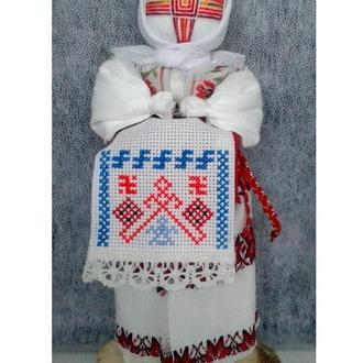 Кукла - мотанка «Рожаница», наполненная сушеными травами