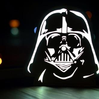 LED-Ночник Дарт Вейдер