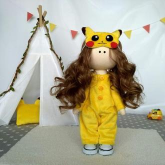 Кукла Пикачу