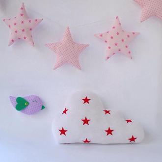 Тучка подушка