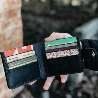 Бумажник Classik черный
