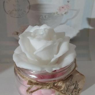 Мыло,мыльная роза
