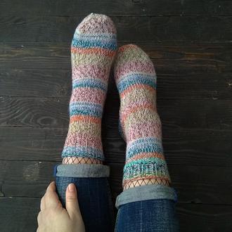 Вязаные носки One