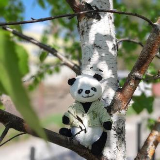 Мишка-панда тедди