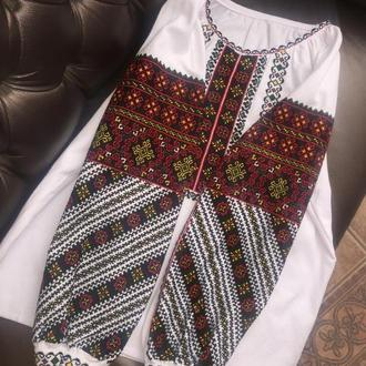 Борщевская рубашка TM SavchukVyshyvka