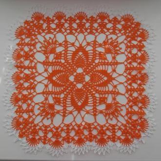 Серветка помаранчева 2