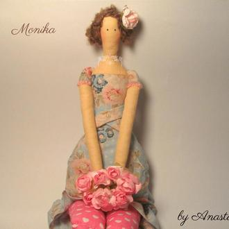 Кукла Тильда - Моника