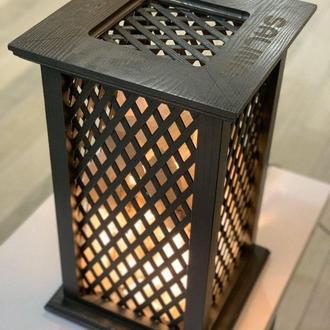 Соляной светильник IASO 12*