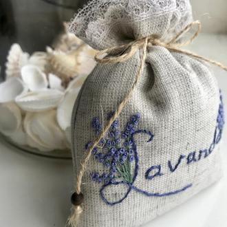 Лавандовое саше