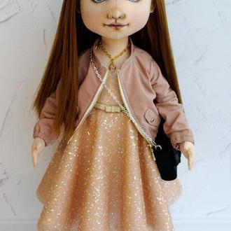 Куклы по фотографии. Портретная кукла. Авторская кукла.