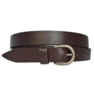 Browny25 женский кожаный ремень коричневого цвета