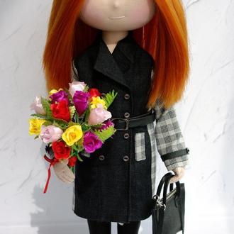 Куклы по фотографии. Портретная кукла.