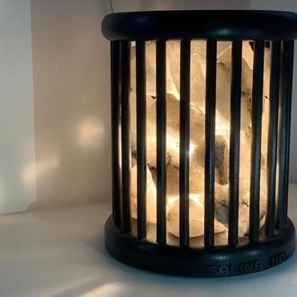 Соляной светильник IASO 10* (цилиндр)