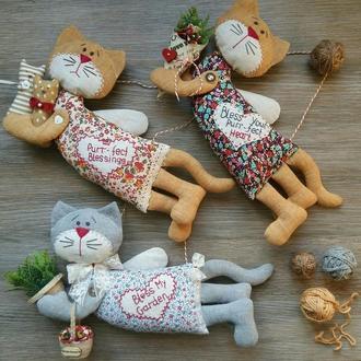 Летящие котики