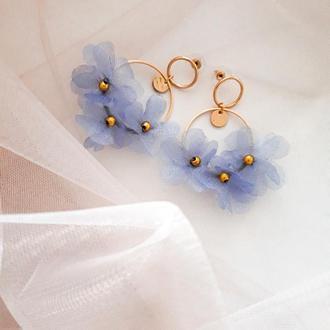 Весільні сережки