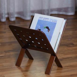 Газетница / подставка для пластинок