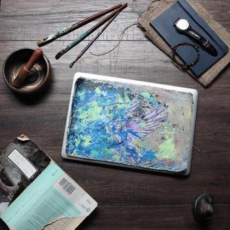 Орел - покрытие для ноутбука