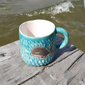 Чашка кит