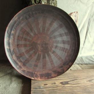 Керамічна тарілка керамическая тарелка