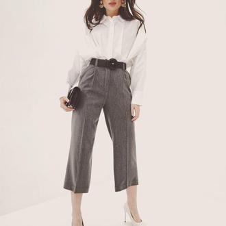 Укороченные брюки 2247_6071