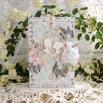 Свадебная открытка SENSUAL LOVE