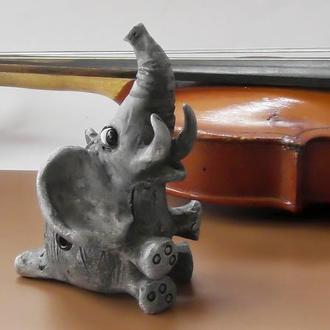 Свистулька слон