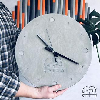Часы из бетона Стокгольм