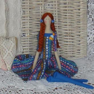 Кукла в стиле Тильда Саманта 48см