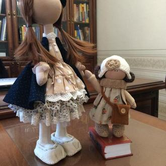 Интерьерная кукла Француженка