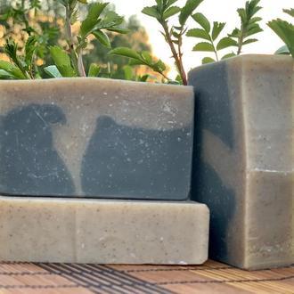 Натуральное мыло Глиняное