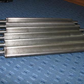 Вал металлический для рейсмуса (столярный станок)
