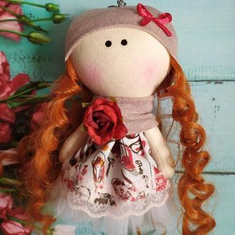 Кукла- брелок