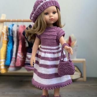 В'язана Одяг для ляльки Паола Рейну, Ляльковий Одяг, Сукні Паола Рейну 32 см