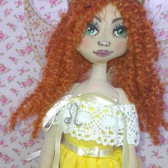 Кукла зодиак Солнечная львица