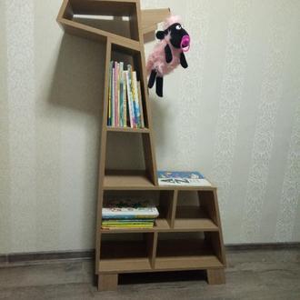 Полка для книг и игрушек
