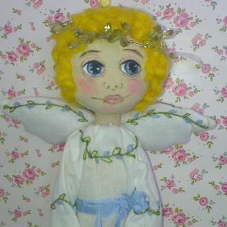 Текстильный ангел Николя