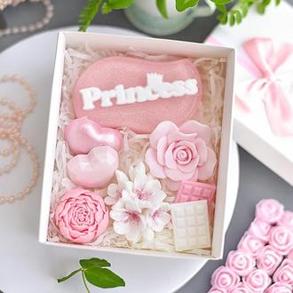 Подарочный набор мыла Love in Spring Принцесса