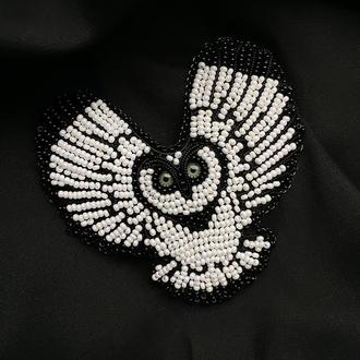 Брошь Northern Owl