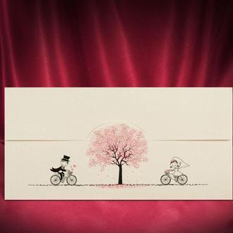 Забавные приглашения на свадьбу (арт. 2714)