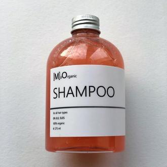 Бессульфатный шампунь