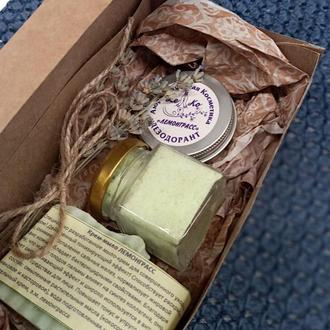 Подарочный набор « Lemongrass»