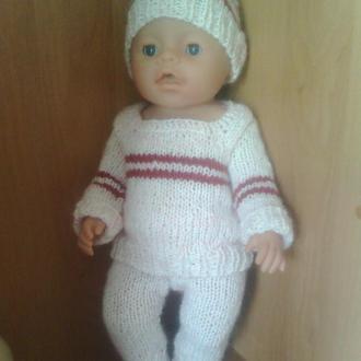 Одежда для куклы Беби Берн