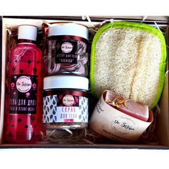 Подарочный Box натуральной косметики Do scripa