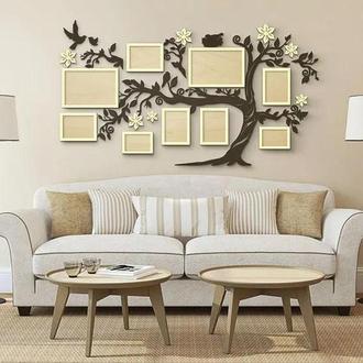 Композиция- панно на стену для украшения интерьера дома № 7 1.50х1.20 см